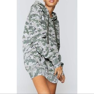 Spiritual Gangster Hoodie Dress